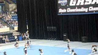 Ga State Cheerleading Competition