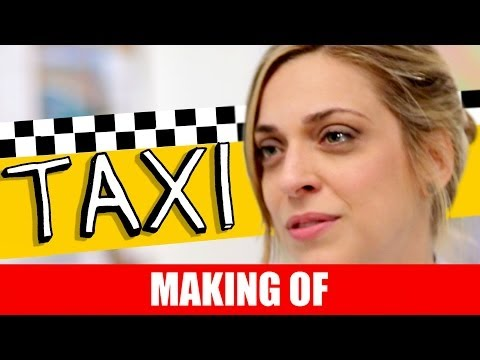 Making Of – Táxi