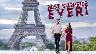 Day 5 & 6 - Surprising Girlfriend With Dream Trip To Paris | Dhar and Laura