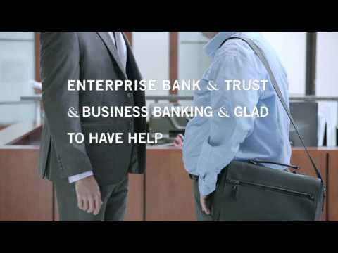 Enterprise Bank & Trust - Business Banking