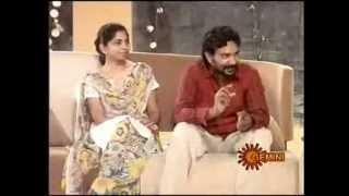 SS Rajamouli and Rama Rajamouli on NTR Allari on Ramya show