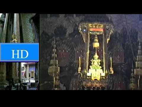Thai Emerald Buddha WAT PHRA KEO