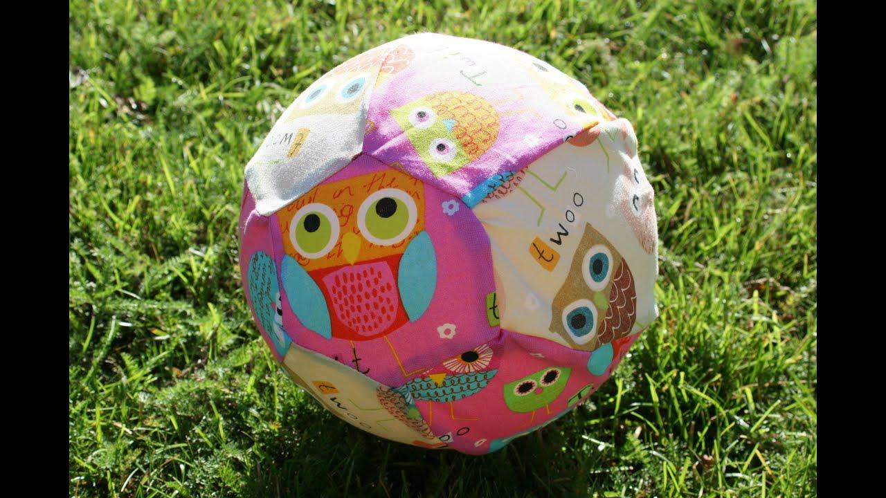 Stoffhu00fclle fu00fcr einen Luftballon nu00e4hen mit Schnittmuster ...