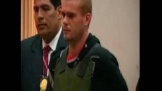 Joran Van der Sloot On His Way to Jail