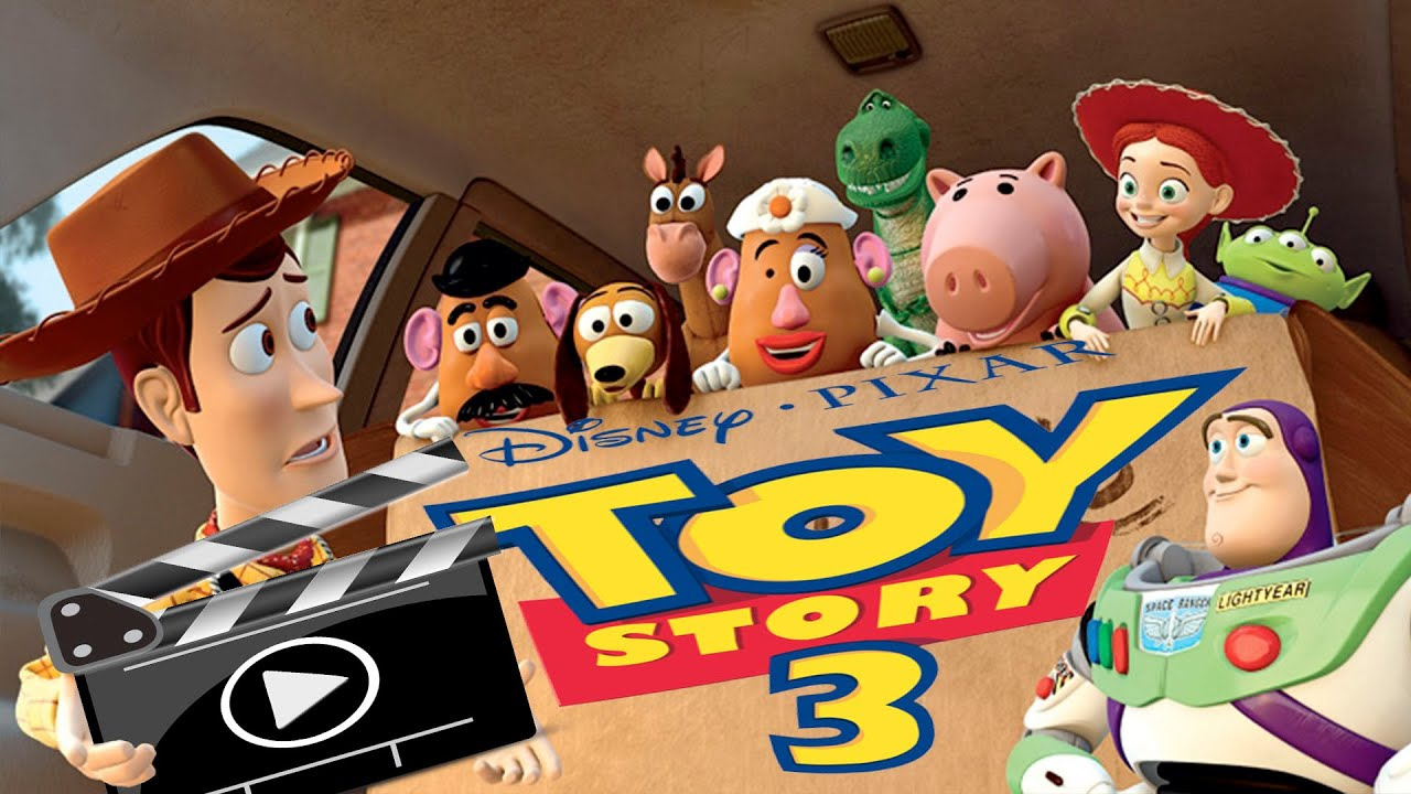 Full Movie Game English Toy Story 3 Disney Game Buzz