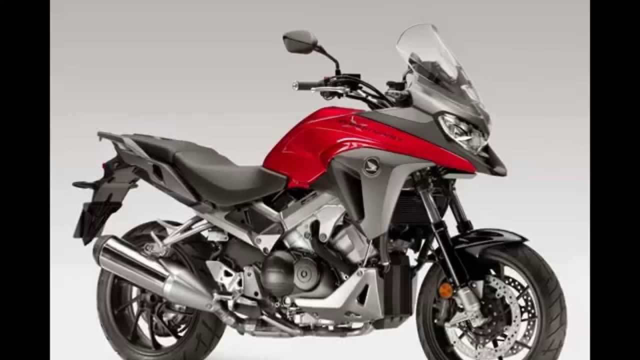 Honda vfr800x review