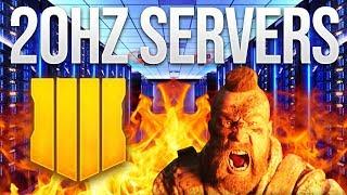 Black Ops 4: 20Hz Servers?
