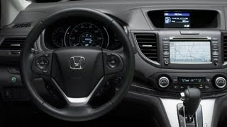 2013 Honda CR-V AWD EX-L ► INTERIOR