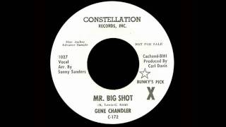 Gene Chandler - Mr. Big Shot
