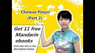 Chinese Pinyin (Part 2)