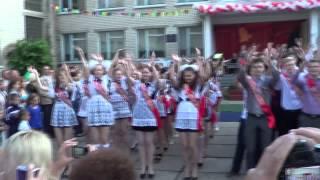 Білокуракинська ЗОШ №1. Випуск 2014 - Флешмоб, 28.05.2014