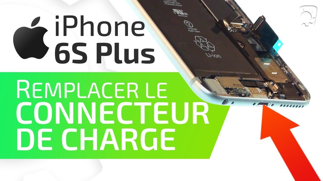 Connecteur De Charge Iphone S Plus