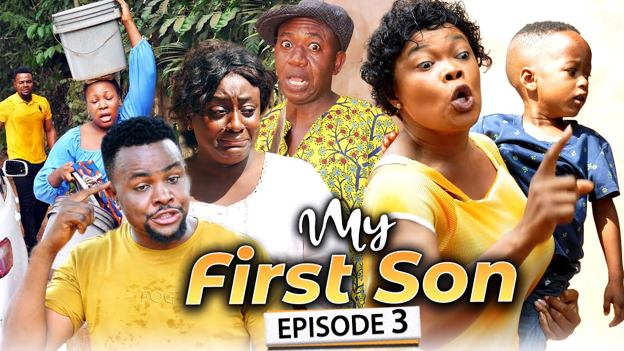 Download MY FIRST SON EPISODE 3 (New Movie) Queen Nwokoma & Darlington 2021 Latest Nigerian Nollywood Movie