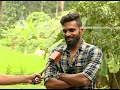 Jamshedpur FC Player C. K. Vineeth With Asianet News