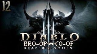 """Diablo 3: Part 12 - """"Why Is It Always Spiders?"""""""