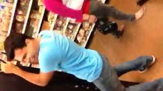Pull-ups in Walmart at 3 AM