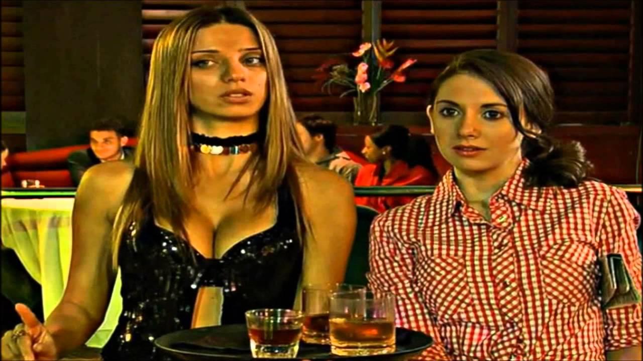 Angela Sarafyan Cleavage - Hot Sluts - YouTube