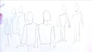 Illustration & Drawing Tips : How to Sketch a Crowd