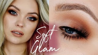 Soft Glam Anastasia Beverly Hills Makeup Tutorial
