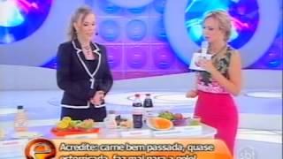 Breakfast | Doutora Liliane Programa Eliana Alimentação e Reeducação Alimentar