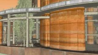 Rammed Earth Blossom House
