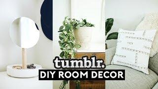 DIY ROOM DECOR! EASY + CHEAP (TUMBLR INSPIRED) 2018   Nastazsa