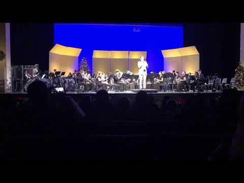 Our Lady of Good Counsel High School - Symphonic Band - Instrumental Christmas Concert