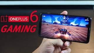 Gaming Performance of OnePlus 6 - 7 Awesome HD Games