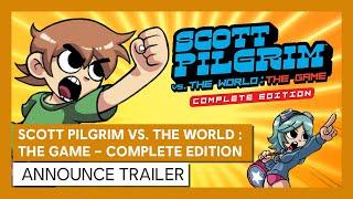Scott Pilgrim vs. The World: The Game – Complete Edition | ANNOUNCE TRAILER