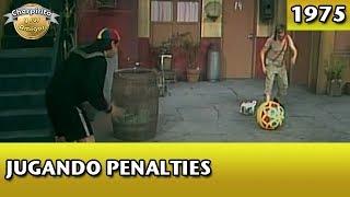 El Chavo | Jugando penalties (Completo)