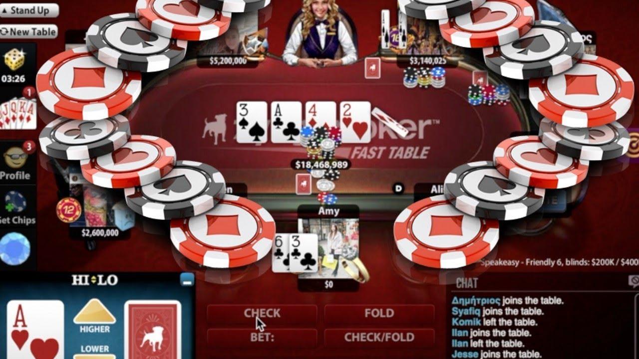 Buy In Texas Holdem
