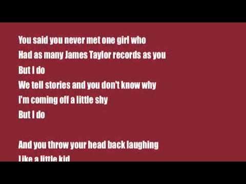 Begin Again  Taylor Swift Male