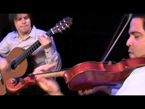 Stairway to Heaven played by Galvez- Benavides Violin & Guitar Duo