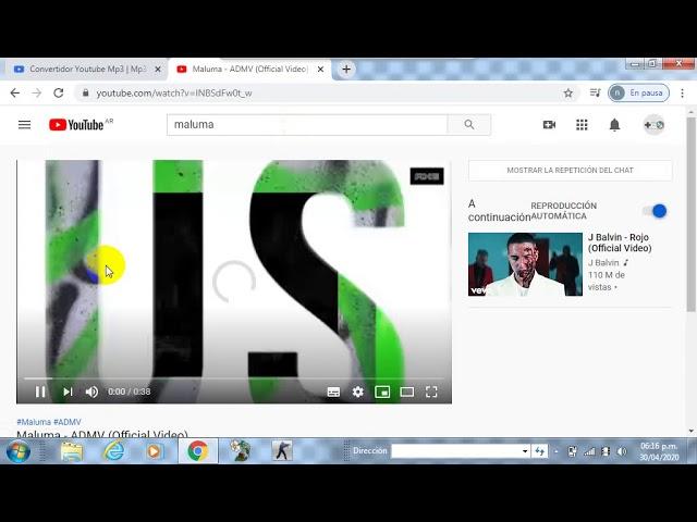Tutorial Como Descargar Musica De Youtube A Tu Pc Youtube