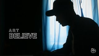 A R T - BELEIVE ( LYRICS VIDEO ) 2021 THEART