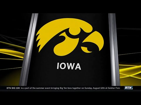 Iowa Spring Football Practice Highlights