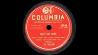 Big Joe Williams - Wild Cow Moan