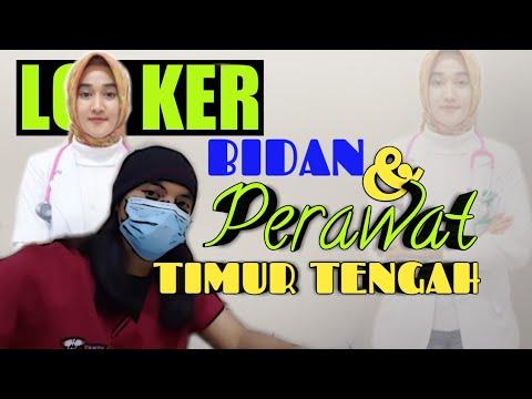 #Subscribe#Now Loker Perawat & Bidan di timur Tengah || Indonesian nurse