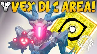 Destiny 2: secret vex area & dlc hint! seasonal perks, leaked info, easter egg & factions