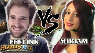 Feelink vs Miriam | Legendarias | Múrlocs vs Piratas