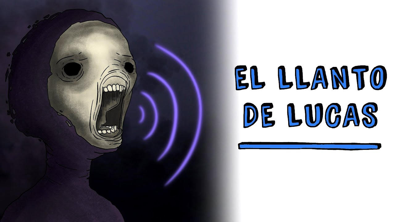 El llanto de Lucas 😖 Historia de Terror Draw My Life