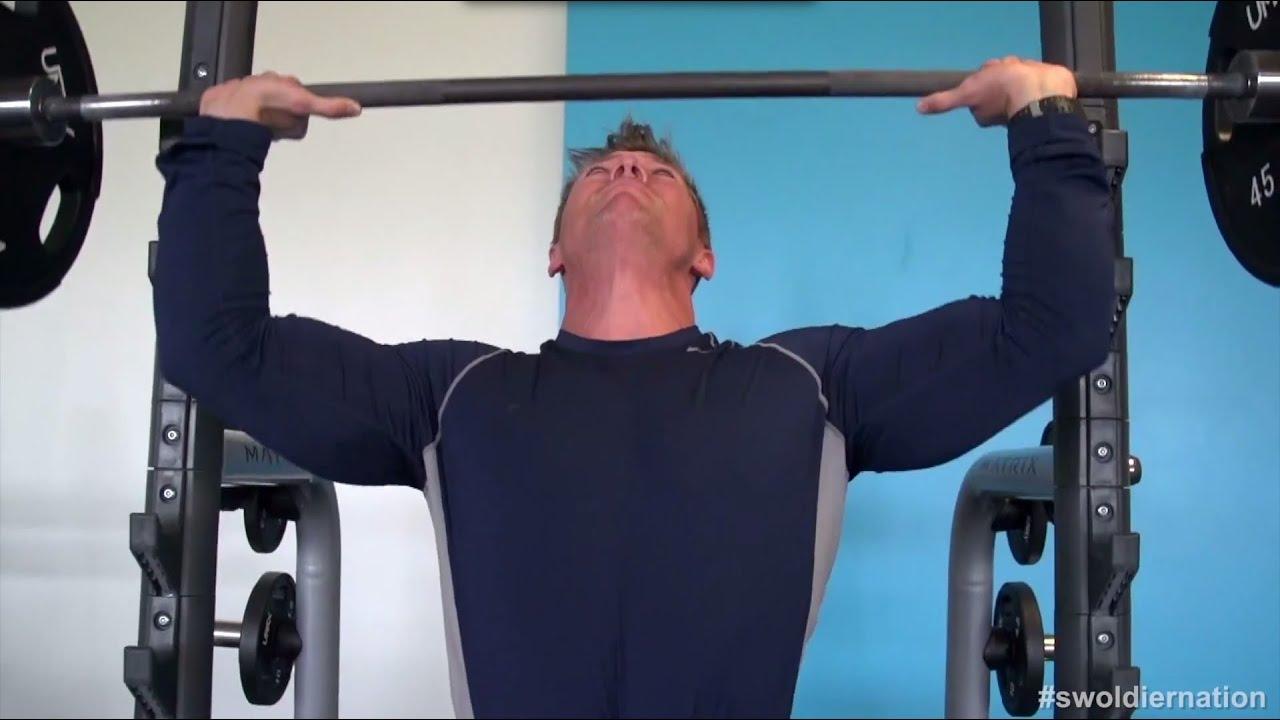Strength Gaining Program - Shoulders