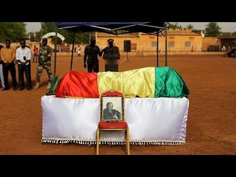 Le Mali a rendu un dernier hommage au photographe Malick Sidibé