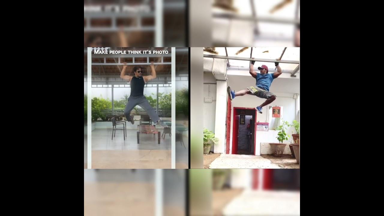 #fitnesschallenge   How do I fit at home   celebritytrainersivakumar & Action king Arjun