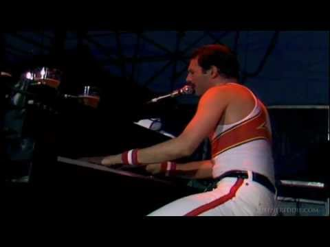 Queen - Somebody to Love (Live at the Bowl )