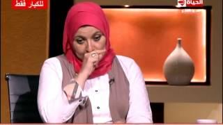 هبة قطب ترد على شاب يشعر بالاثارة الجنسية عندما يشاهد 'حذاء حريمي'.. (فيديو)