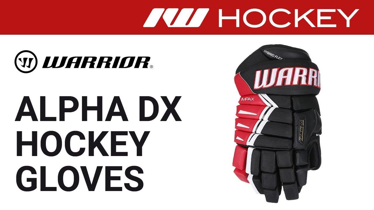 Warrior Alpha Dx Glove Review