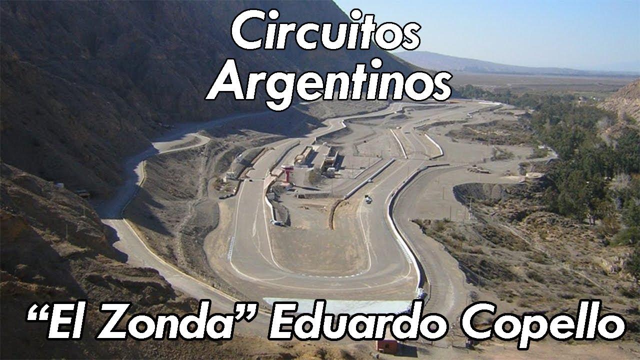 Circuito Zonda : Circuitos argentinos el zonda eduardo copello youtube