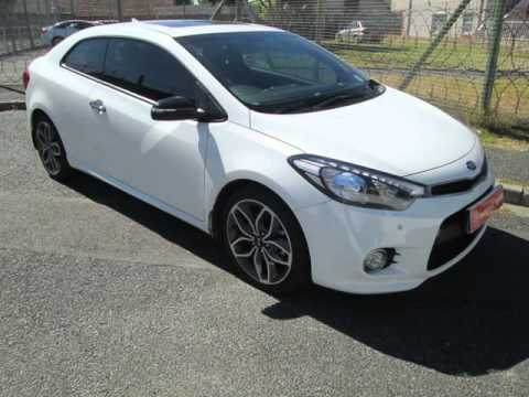 2017 Kia Koup 1 6t Gdi 2 Door Automatic Was R289950 Auto For On Trader So