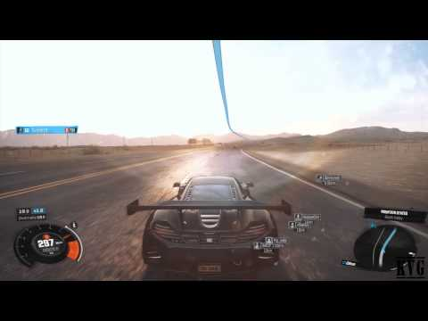 The Crew - New York to Las Vegas to Los Angeles Free Roam Gameplay (PC HD) [1080p]
